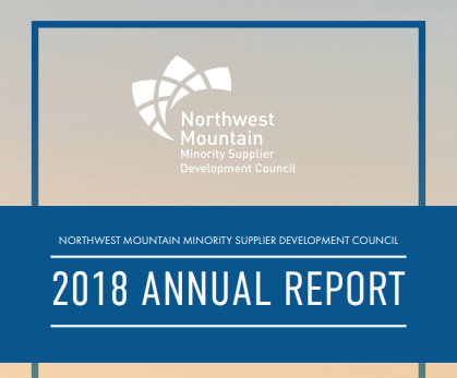 2018 NWMMSDC Annual Report Sponsored by JPMorgan Chase & Co.