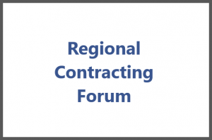 2020 Regional Contracting Forum *Postponed* @ The Greater Tacoma Convention and Trade Center (GTCTC)
