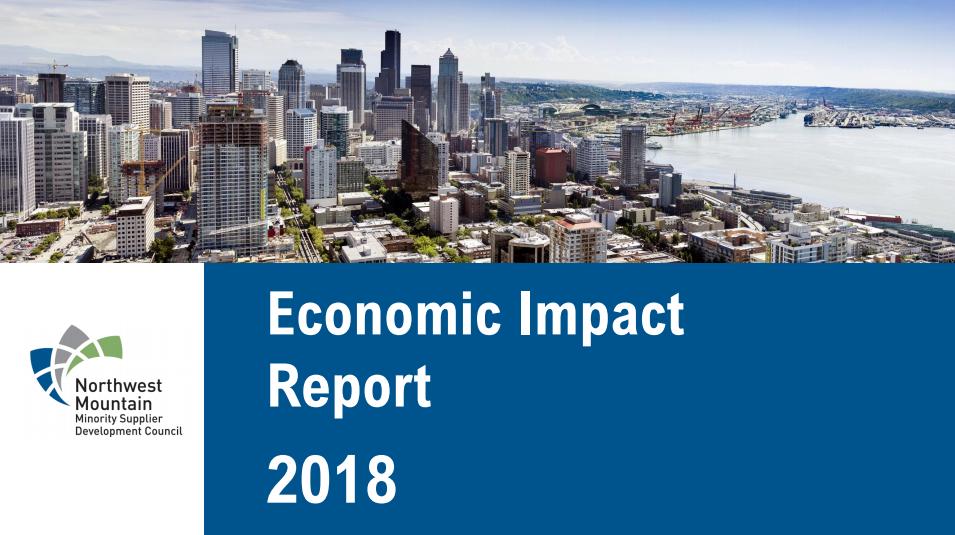 2018 NWMMSDC Economic Impact Report