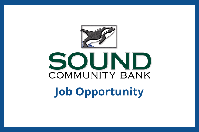 Sound Community Bank: Commercial Loan Officer II