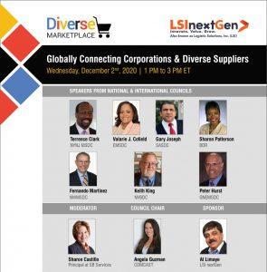 Global Webinar on Diverse Marketplace @ Online